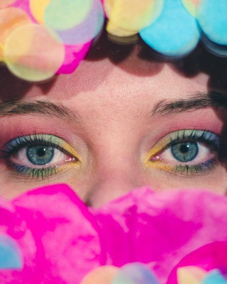 Her eyes...